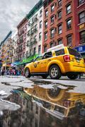 Chinatown, Manhattan, New York, United States Stock Photos