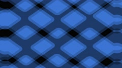 Colorful animated squares abstract motion background Stock Footage