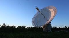 Algonquin Radio Observatory Stock Footage