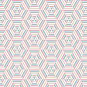 Seamless vector geometric ,Pattern background Stock Illustration