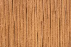 Macro of a beige wood imitation surface Stock Photos