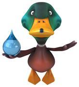 Duck Stock Illustration