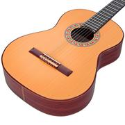 Body spanish acoustic guitar, zoomed view Piirros
