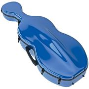 Cello plastic case - stock illustration
