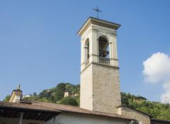 Former Monastery of Astino - Bergamo City - stock photo