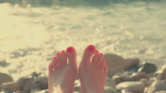 Summer vacation concept. Full HD Video Stock Footage