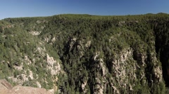 Canyon at Page Springs, Arizona, USA Stock Footage