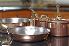 Kitchen ware Stock Photos