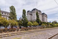 Buenos Aires city Stock Photos