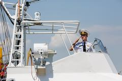 Ukrainian Naval Forces Stock Photos