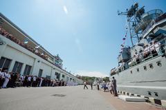 Ukrainian Naval Forces Stock Photos