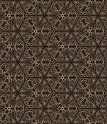 Ornamental seamless pattern. Vector abstract background - stock illustration