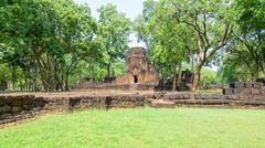 Prasat Mueang Sing Historical Park Stock Photos