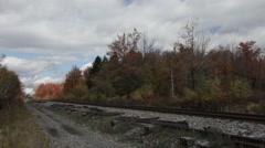Pocono Locomotive Stock Footage