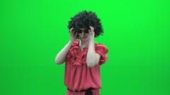 Fun dance isolated Arkistovideo
