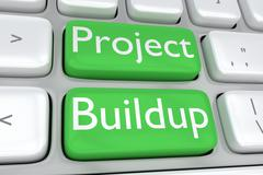 Project Buildup - project concept Piirros