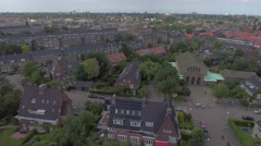 Amsterdam from the air Arkistovideo