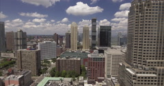 Jersey City Aerials Stock Footage