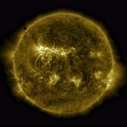 Transit of Venus June 2012 - 4k Stock Footage