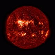 Transit of Venus June 2012 Stock Footage
