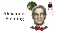Alexander Fleming, Montage Stock Footage