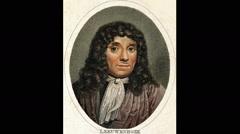 Anton van Leeuwenhoek, Microbiologist, Montage Stock Footage