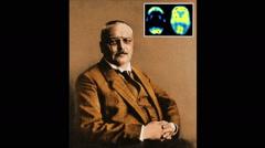 Alois Alzheimer, Neuropathologist, Montage Stock Footage