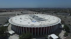 The Forum of Inglewood Stock Footage