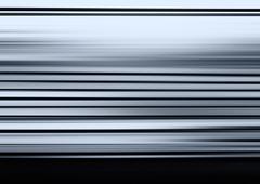 Horizontal bluish grey  motion blur illustration background Stock Photos
