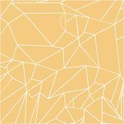 Geometric beige background patterns icon Stock Illustration