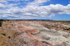 Valle de la Luna. Ischigualasto Provincial Park. Argentina Stock Photos