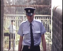 Australian Prison Themed Footage (1980s) Stock Footage