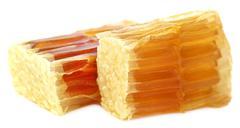 Honey comb Stock Photos