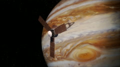 Jupiter and Juno Stock Footage
