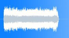 Futuristic Laser Scan Medium Sound Effect