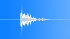 Metal Cane Fall Floor Sound Effect