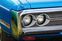 Plymouth Fury 3 - stock photo