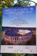Opera Festival at the Arena di Verona - VERONA, ITALY - JUNE 30, 2016 Stock Photos