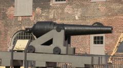 Tredegar Iron Works Stock Footage