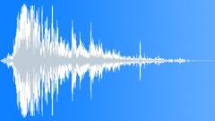 Medium projectile impact var1 Sound Effect