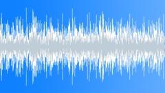 Cartoon rocket ship flying loop Sound Effect