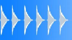 Cartoon walking loop Sound Effect