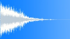 Bullet metal impact 01 Sound Effect