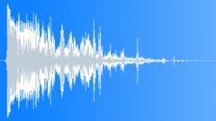 Bullet wood impact 02 Sound Effect