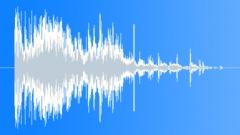 Bullet wood impact 04 Sound Effect