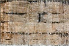 Fountain waterfal Stock Photos