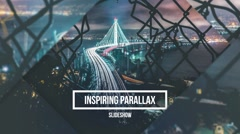 Inspiring Parallax Slideshow Stock After Effects