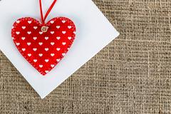 Background for design to Valentine's Day Stock Photos