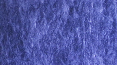 Royal Blue Wall (Focus/Closeup) Stock Footage