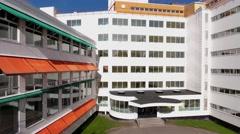 Paimio Sanatorium Stock Footage